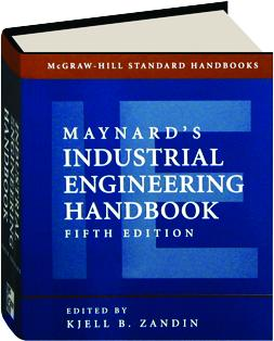 کتاب Industrial Engineering Handbook