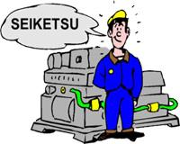 استانداردسازی Seikitsu