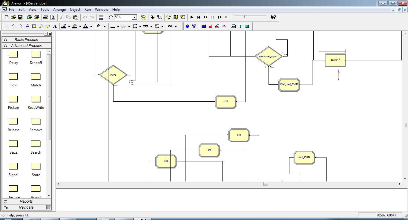 نرم افزار ARENA