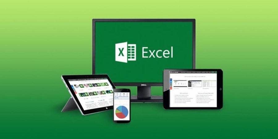 نرم افزارMicrosoft Excel