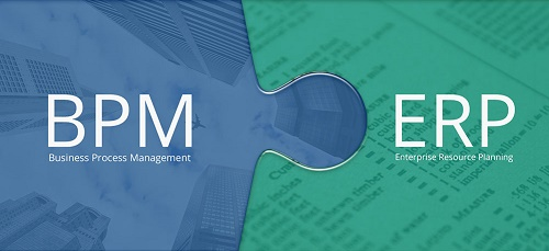 مقایسه BPMS و ERP