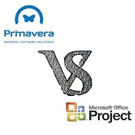 مقایسه نرم افزار های MSP و Primavera